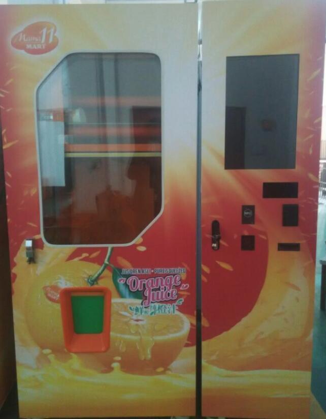 Fruit Juice Vending Machine Malaysia Global Trade Leader Ecrobot Com