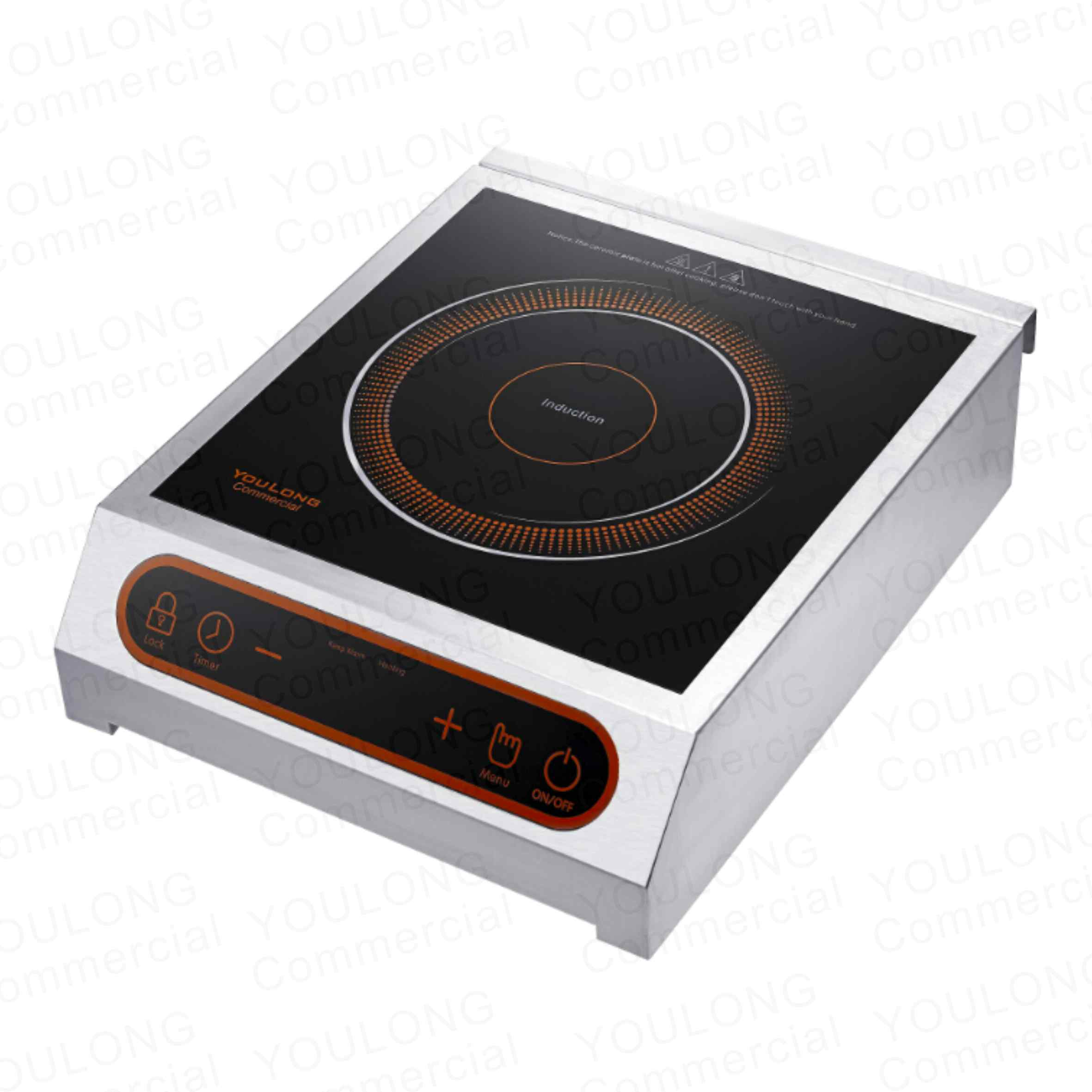 Commercial Induction Cooker ~ Commercial induction cooker global trade leader ecrobot