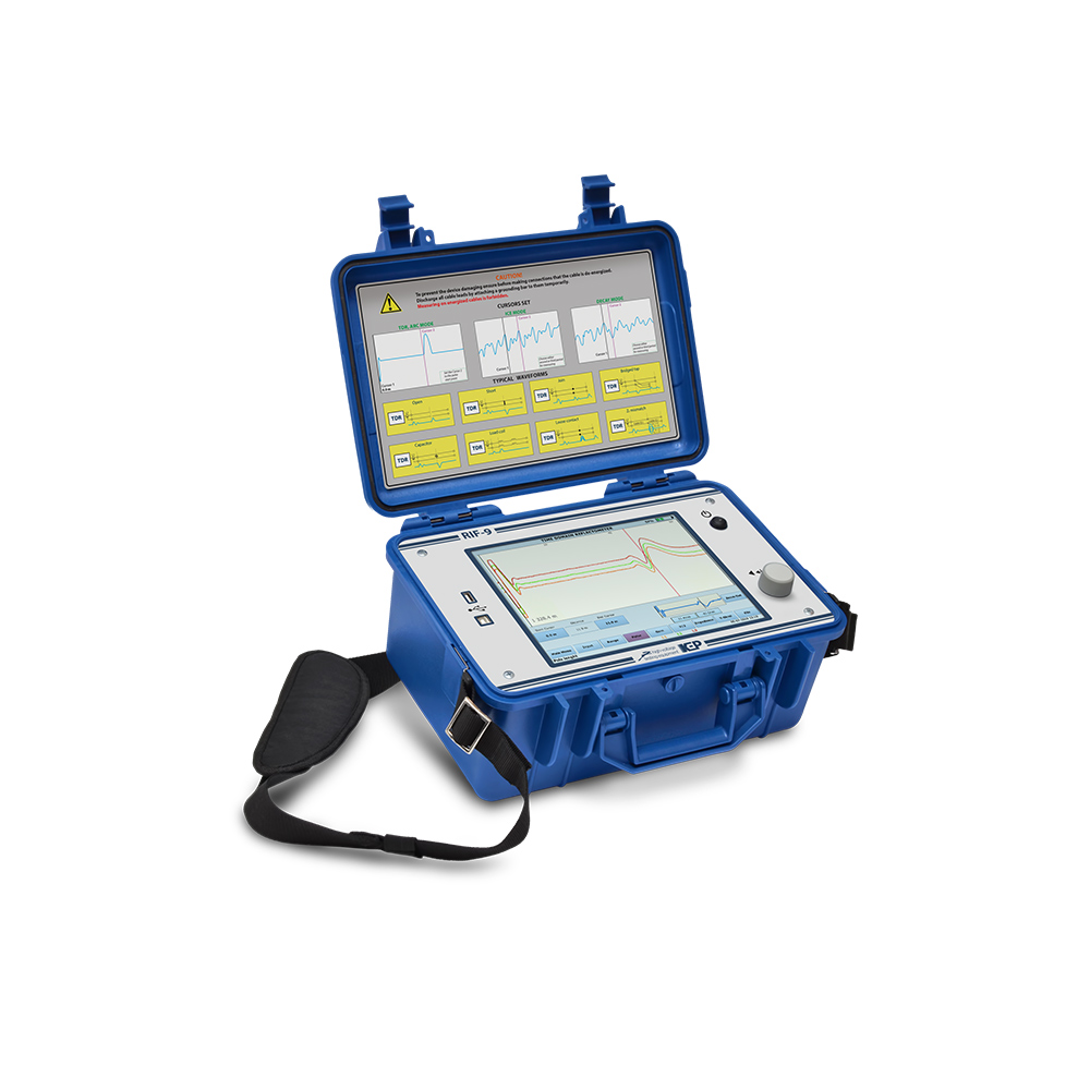 Product Cable Location : Cable fault location portable time domain reflectometer