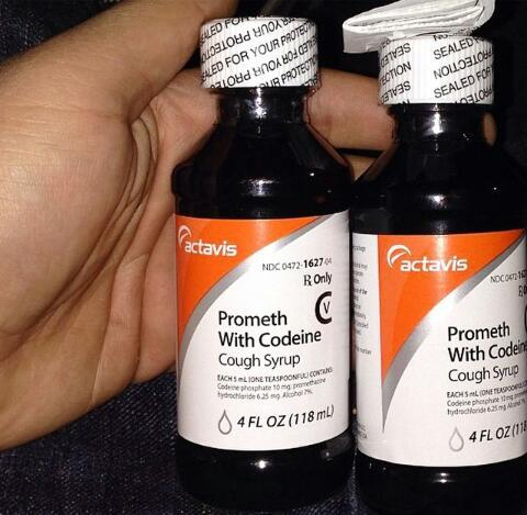 Codeine dosage forms